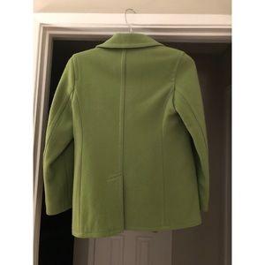 GAP Jackets & Coats - Green Gap pea coat